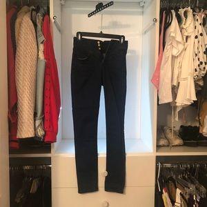 Bebe Dark Wash Jeans